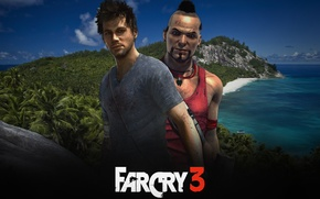 Picture island, Vase, Brody, FarCry3