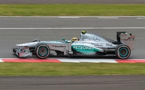 Picture Lewis Hamilton, Silverstone