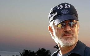 Picture nature, portrait, glasses, Stephen, Spielberg