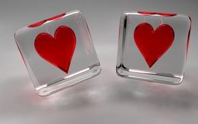 Wallpaper drops, Valentine's day, valentines day, heart, heart, love, Wallpaper