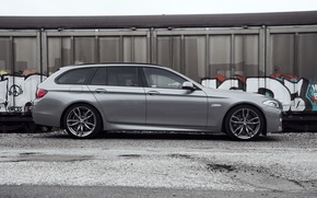 Picture BMW, x-drive, F11, 550d