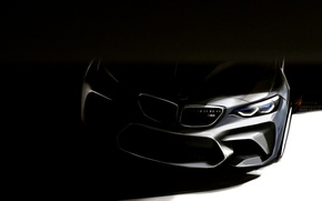 Picture BMW, F87, BMW Design