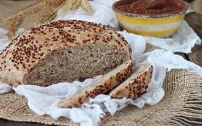 Picture bread, home, Krupa