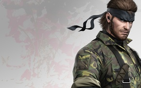Picture game, soldier, military, Snake, spy, man, boss, MGS, wolf, Metal Gear Solid, assassin, asian, video …