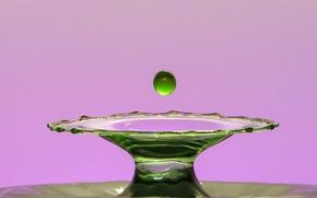 Wallpaper water, squirt, drop, splash, liquid