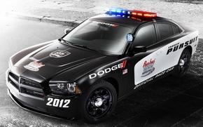 Picture Dodge, Car, Charger, Pursuit, Pace