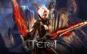 Picture MMORPG, Castanic, Tera Online, Bluehole Studio