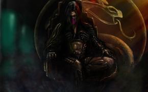 Picture Kombat, Mortal, Mileena, Empress