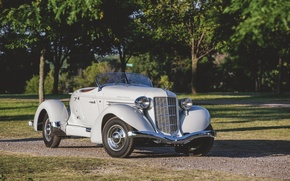 Picture classic, american, 1935, Supercharged, Speedster, Eight, Auburn