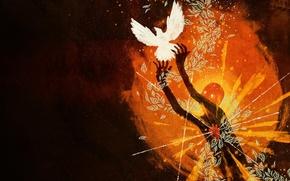 Picture group, album, cover, metalcore, album, rescue and restore, august burns red