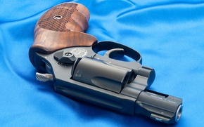 Picture Wallpaper, Weapons, Wallpapers, Revolver, MP360, МП360, Smith Wesson, Weapons, Smith & Wesson