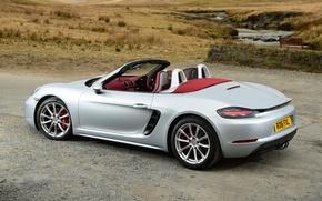 Picture Porsche, Roadster, Porsche, Boxster, bokster, 718