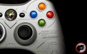 Picture macro, joystick, Xbox