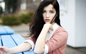 Picture girl, model, Emily Rudd, Emily Ores
