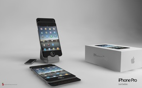 Picture iphone, iphone pro, ipple