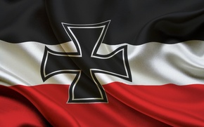 Picture flag, flags, tricolor, Germany, Empire, Germany, rich, people, German Empire, German, German, rot, black, white