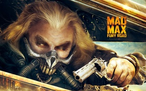 Picture 2015, Mad Max, Hugh Kias Bern, Immortan Joe, George Miller, Worner Brothers