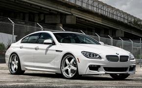 Picture BMW, white, 650i