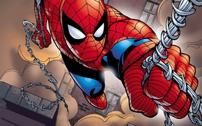 Picture spider-man, spider-man, marvel