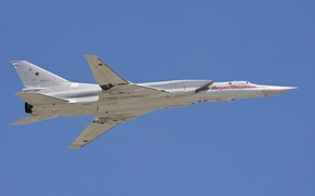 Wallpaper supersonic, Tu-22M3, submarine bomber