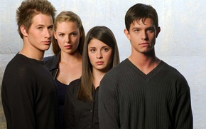 Picture The series, actors, Movies, Roswell, The alien city