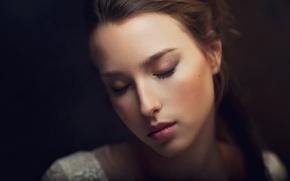 Picture portrait, Tanya, Lashon Rise