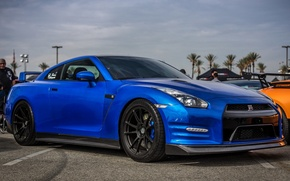 Picture auto, GTR, Nissan