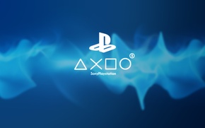 Picture background, the game, console, Sony, Playstation, game console