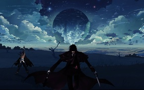 Picture Hellsing, Alucard, Vampir