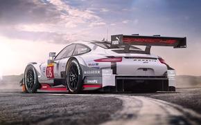Picture 911, Porsche, Car, Race, GT3, Beauty, Tuning, Future, by Khyzyl Saleem