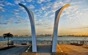Picture New York, USA, Staten Island, Staten Island September 11 Memorial, Memorial 11 September
