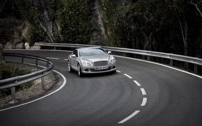 Picture continental, bentley, Bentley, gt 2012, widwscreen, continental