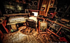 Picture Studio, PC, Midi