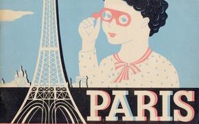 Picture retro, Paris, paris, vintage