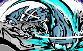 Picture Steel, Pokemon, Metagross