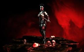 Picture Mileena, Milina, Mortal Kombat X, SAI, Mortal Kombat 10