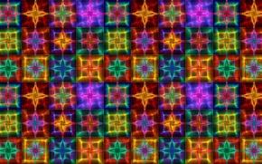 Wallpaper background, texture, fractal