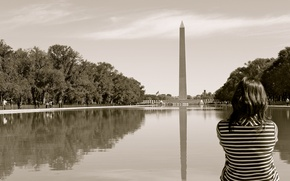 Picture City, USA, Washington, Memorial