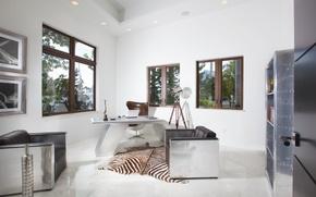 Picture Miami, modern, living room, interior