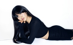 Picture Girl, Sexy, Music, Asian, Beauty, Kpop, Korean, White Background, AOA, Chanmi