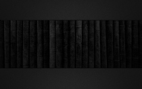 Picture strip, the dark background, black and white, black, texture