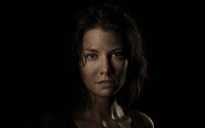 Picture the film, photoshoot, the walking dead, Lauren Cohan
