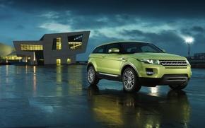 Picture Range Rover, Evoque, Land rover