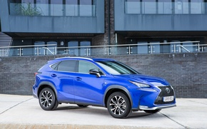 Picture UK-spec, 2014, Lexus, Lexus, F-Sport, 200t