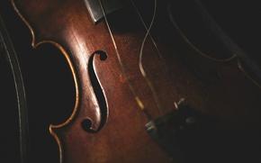 Picture music, background, violin