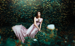 Picture summer, look, girl, style, dress, beauty