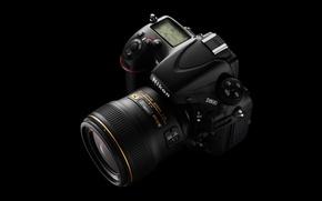 Picture the camera, Nikon, lens, Nikkor, D800