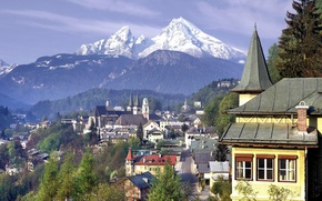 Picture Mountains, Germany, Forest