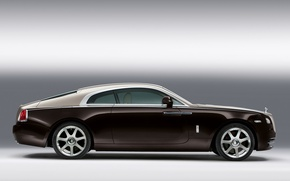 Picture coupe, Rolls-Royce, Rolls-Royce, Wraith