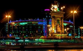 Picture night, night, Barcelona, Barcelona